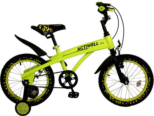 "Изображение Велосипед детский ACTIWELL от 6-8 л 16"" KID-ST16SP"